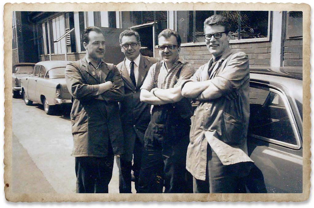 Unternehmensgeschichte dokumentieren, Biografieservice
